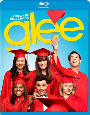 GLEE COMPLETE SEASON 3 BY GLEE (Blu-Ray)